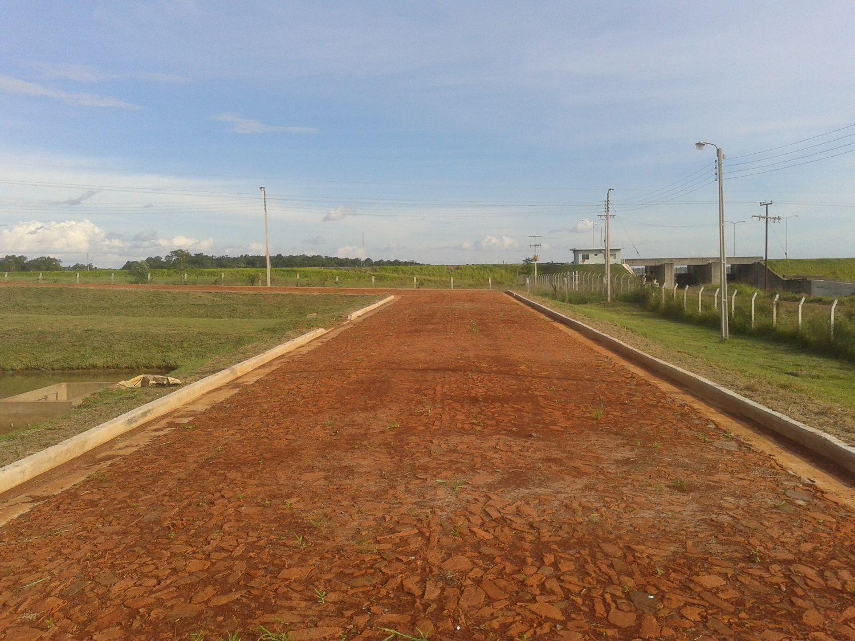 Empedrado Estación Pisicultura San Cosme